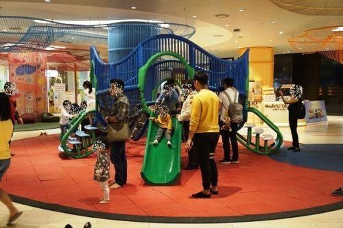 無料子ども遊び場
