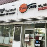takecareお店前