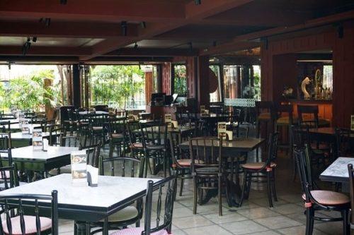 ジムトンプソンのレストラン