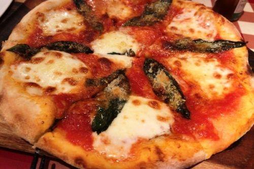 lacocoricoのランチピザ