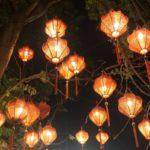 ホイアン夜の風景