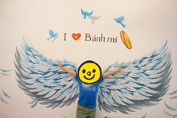 I LOVE Banh MIの店内