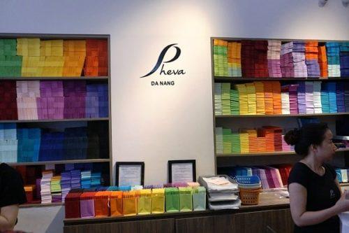 Phevaの店内の様子