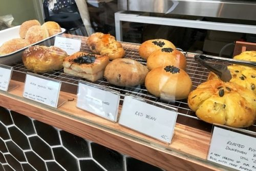 Salee Bakehouseのパン